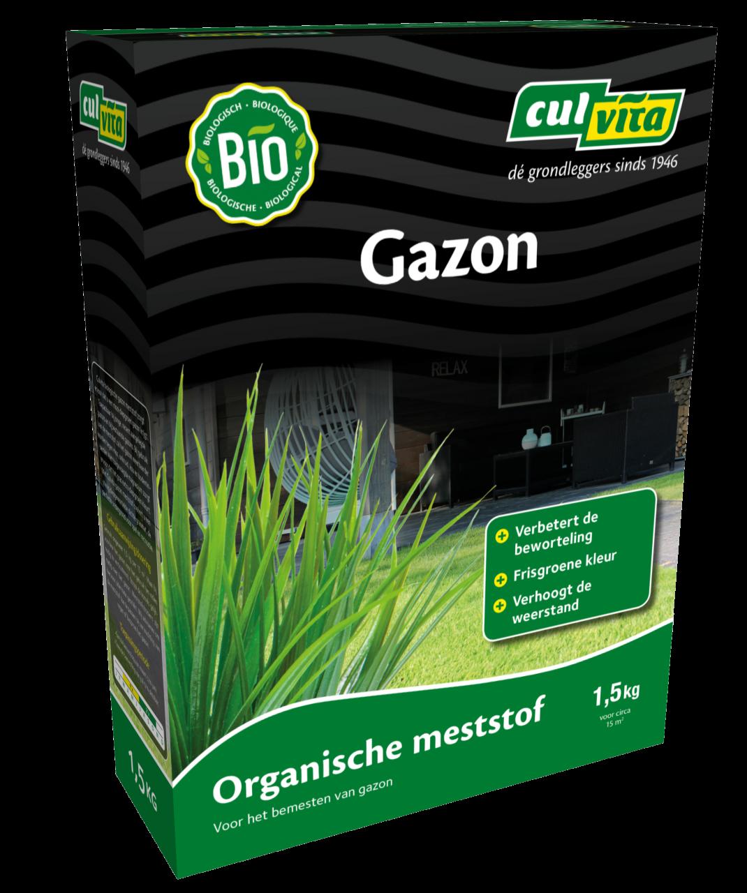 Culvita Organische Gazonmest