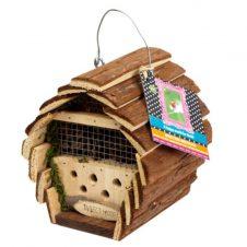 Buzzy insectenhotel Boomschors