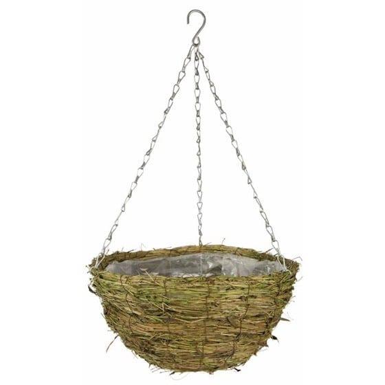 Gardman Hanging Basket Gras 35cm